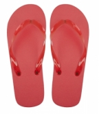 Varadero red beach slippers
