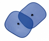 Син страничен рекламен сенник 2бр Blue side sunshade