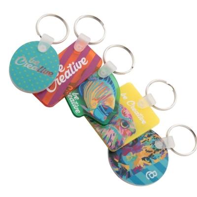 Ключодържатели с индивидуална форма, пълноцветни, Custom Made Keyholders,
