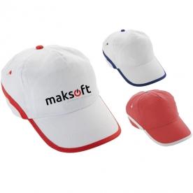 Двуцветни шапки