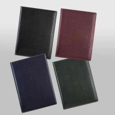 Лукс бележници с термЛукс бележници с термо-кожа Италия - 15х20,5смо-кожа Италия - 20x27см