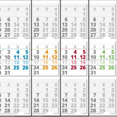 Календар бележник Универсал